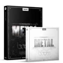 BOOM Library Cinematic Metal Bundle WAV