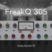 Audio Assault FreakQ 305 v2.0.1 VST VST3 AU AAX MAC/WiN/LiNUX
