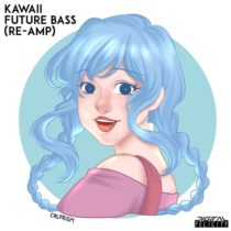 Digital Felicity - Kawaii Future Bass (Re-Amp) WAV FXP