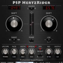 PSPaudioware PSP HertzRider v1.0.3-R2R
