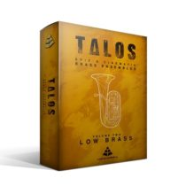 Talos Volume Two: Low Brass KONTAKT