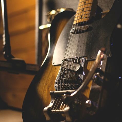 Rob Aitken Vintage Disco Guitars WAV