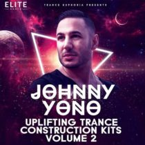 Johnny Yono Uplifting Trance Construction Kits Vol.2 WAV MIDI PRESETS