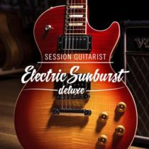 NI Session Guitarist - Electric Sunburst Deluxe KONTAKT