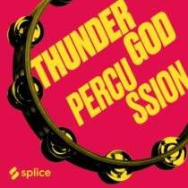 Splice Originals: Thundergod Percussion WAV
