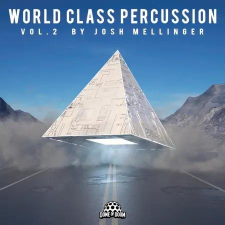 Splice Dome of Doom: World Class Percussion Vol.2 WAV
