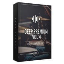 Production Music Live Deep Premium Vol.1-4 - Drum Sample Pack