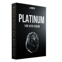 Cymatics Platinum For Xfer Serum