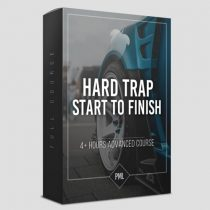 Production Music Live FL Studio Hard Trap From Start To Finish Course