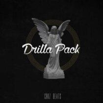 Crkz Beats 808CRKZ Drilla Pack Vol.1 WAV