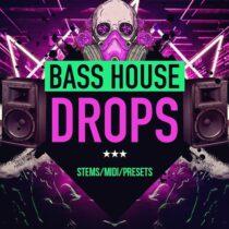 HY2ROGEN Bass House Drops WAV MIDI PRESETS