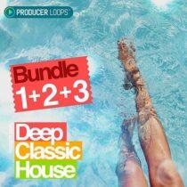 Producer Loops Deep Classic House Bundle