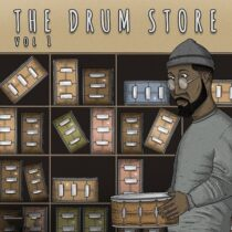 The Drum Store Vol.1 Sample Pack WAV