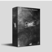 Jamma Beats Ghost Drum Kit WAV