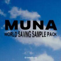 Splice MUNA: World Saving Sample Pack WAV