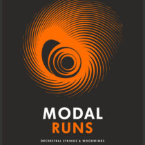 Modal Runs V1 Kontakt Library