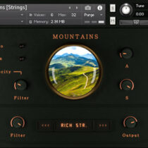 Sound Aesthetics Sampling Mountains V3 KONTAKT