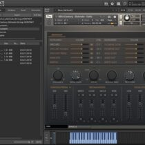 Century Advanced Ostinato Strings II KONTAKT