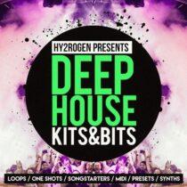 HY2ROGEN PRESENTS Deep House Kits & Bits