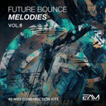 Essential Audio Media Future Bounce Melodies Vol.6 MIDI