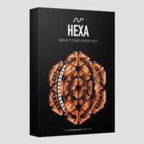 Standalone-Music HEXA - Future House For Serum Vol.1