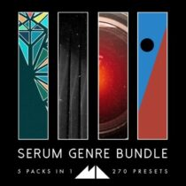 ModeAudio Serum Genre Bundle