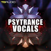 TD Audio Psytrance Vocals Sample Pack WAV