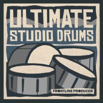 Ultimate Studio Drums Sample Pack [Multiformat]
