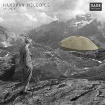 RARE Percussion Handpan Melodics Vol.3 WAV