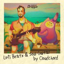 Dropgun Samples Lofi Beats & Soul Guitar by Cloudchord Sample Pack