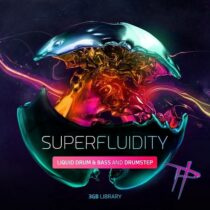 Superfluidity – Liquid Drum And Bass & Drumstep Sample Pack WAV