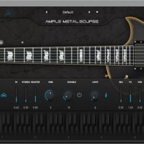 Ample Sound Ample Metal Eclipse v3.1 [WIN OSX]