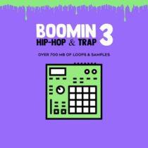 Boomin Hip-Hop & Trap 3 Sample Pack WAV