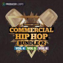 Producer Loops Commercial Hip Hop Vol4.6 Bundle
