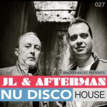 Bingoshakerz JL and Afterman Nu Disco House Sample Pack