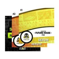 SHocking Future House Vol.1-3 For Serum