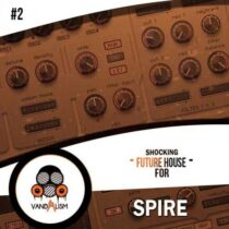 Shocking Future House Vol.2 For Spire