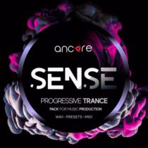 Ancore Sounds SENSE The Progressive Producer Pack