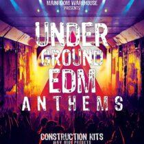 Underground EDM Anthems WAV MIDI PRESETS