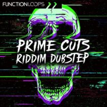 Prime Cuts: Riddim Dubstep Sample Pack WAV MIDI
