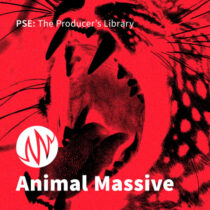 PSE: The Producer's Library Animal Massive WAV