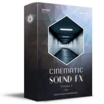 Ghosthack Sounds Cinematic Sound FX Volume 2 WAV