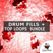 Chop Shop Samples Drum Fills & Top Loops Bundle WAV