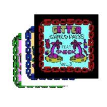 Splice Getter Shred Packs Vol.1-3 WAV
