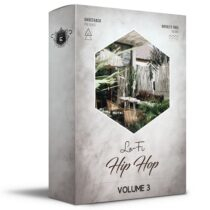 Ghosthack Sounds Lo-Fi Hip Hop Volume 3 Sample Pack