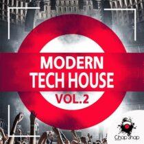 Chop Shop Samples Modern Tech House Vol.2 WAV