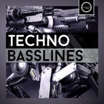 Techno Basslines Sample Pack WAV