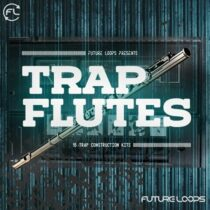Trap Flutes - 15 Trap Construction Kits WAV