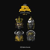 Bad Royale Sample Pack Vol. 2
