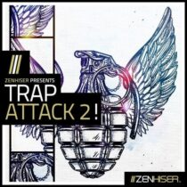 Trap Attack 2 Sample Library WAV MIDI